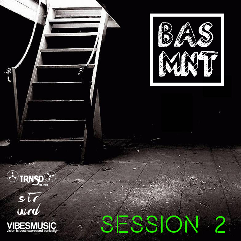 Bassment Sessions Artwork